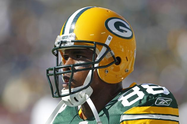 Green Bay Packers: Could Jermichael Finley Win Fight for Wideout Franchise Tag?