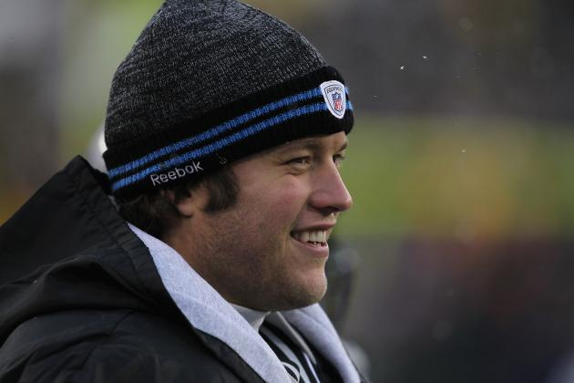 Matthew Stafford: Why the Detroit Lions QB Deserves More Respect