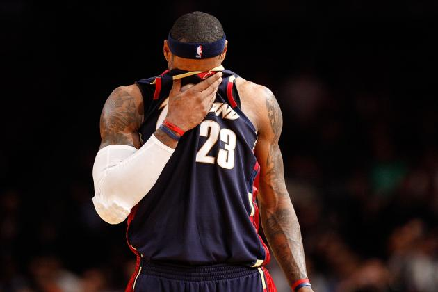 LeBron James: Cavaliers Fans Shouldn't Fall for His Antics Again