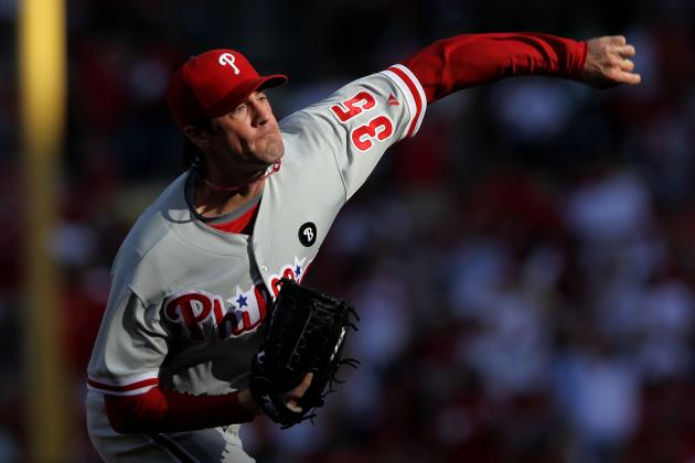 Fantasy Baseball Draft Day Decisions: Has Cole Hamels Emerged as a Top 10 SP?