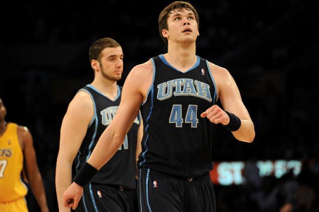 NBA Rumors: Kyrylo Fesenko Wouldn't Solve Bucks' Post Problems
