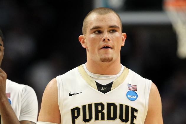 D.J. Byrd Arrested: Purdue Basketball's Breakout Star Arrested
