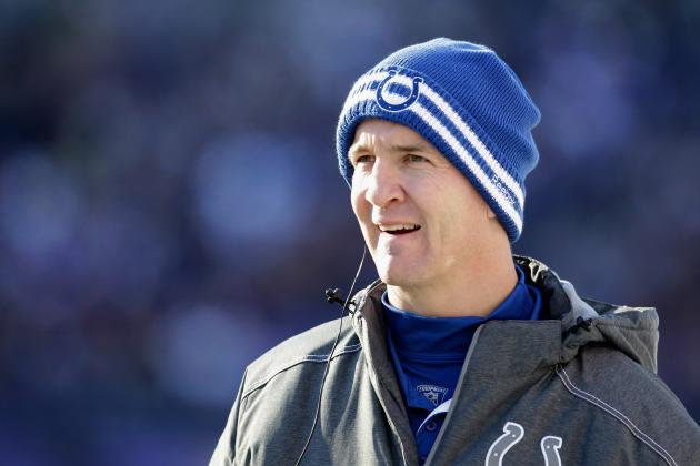 Peyton Manning: Why Indianapolis QB Must Retire Now