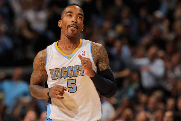 J.R. Smith to Knicks: Jersey Boy Coming Home to the New York Knicks
