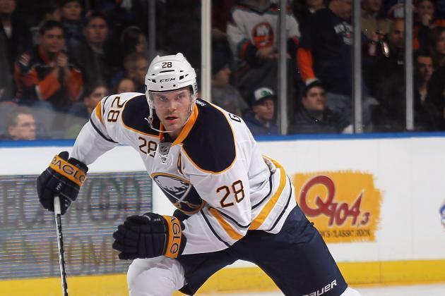 Philadelphia Flyers: Paul Gaustad Next Shoe to Drop?