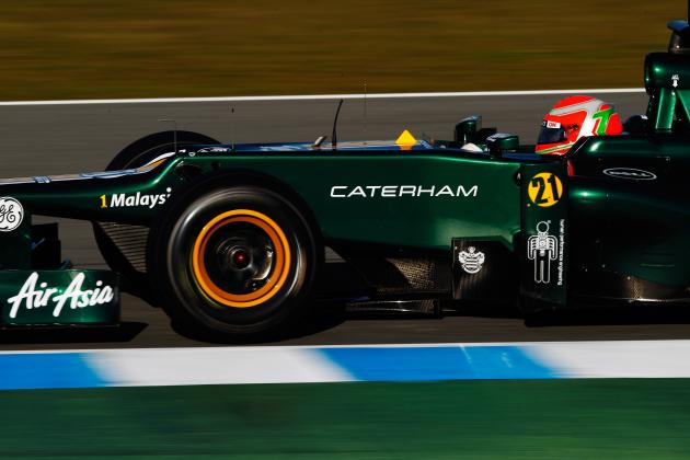 Vitaly Petrov Replaces Jarno Trulli at Caterham Formula 1 Team