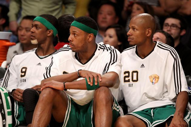 Boston Celtics: Paul Pierce Must Accept the Truth of Rajon Rondo's Emergence