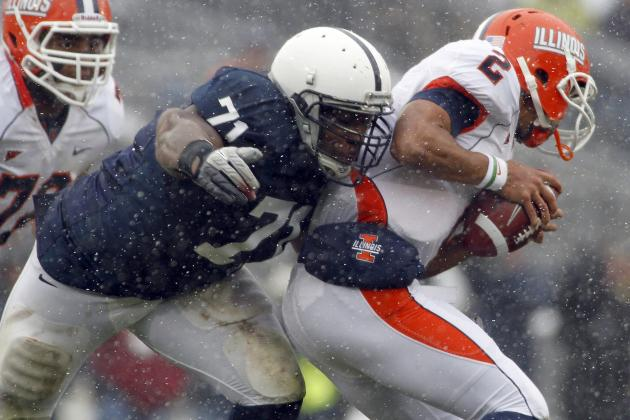 2012 NFL Draft: Where Will Penn State DT Devon Still Fall?