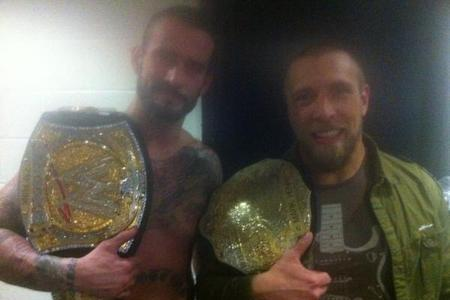 WWE Elimination Chamber 2012: Is It a Good Idea to Switch Either Championship?