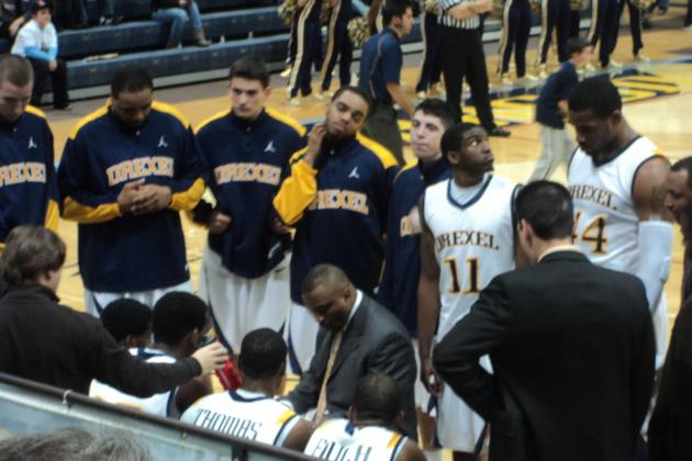 Drexel vs. Cleveland State: Dragons Put 14-Game Winning Streak on the Line