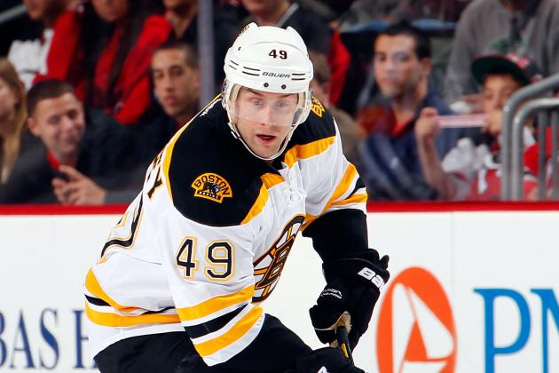 Rich Peverley Injury: Bruins Must Make Trade with Winger to Miss over a Month