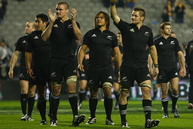 New Zealand International Rugby: What It Means to Be an All Black