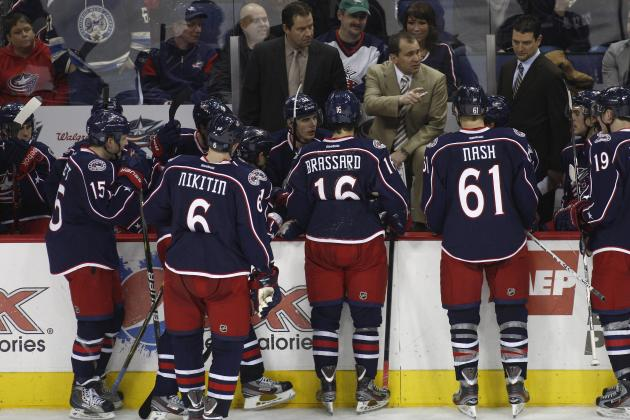 Why the Columbus Blue Jackets Should Not Have a Fire-Sale