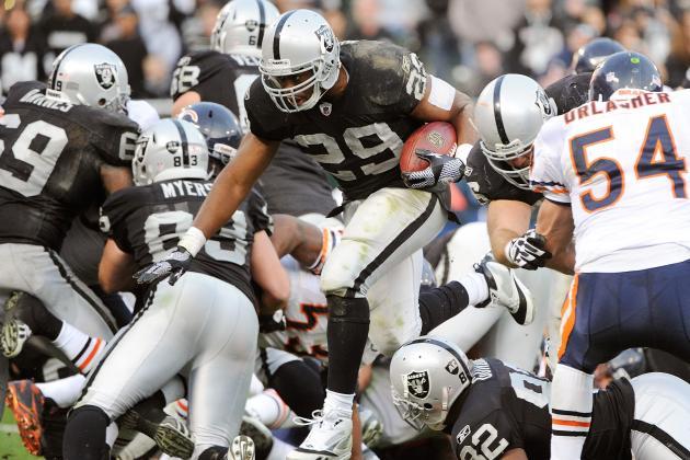 2012 NFL Free Agents: Will Michael Bush Be a Cinicinnati Bengal in 2012?