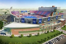 Boise State Stadium Expansion Project Is Moving Forward