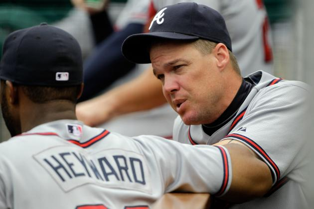 Atlanta Braves: Chipper Optimistic That Heyward Can Bounce Back