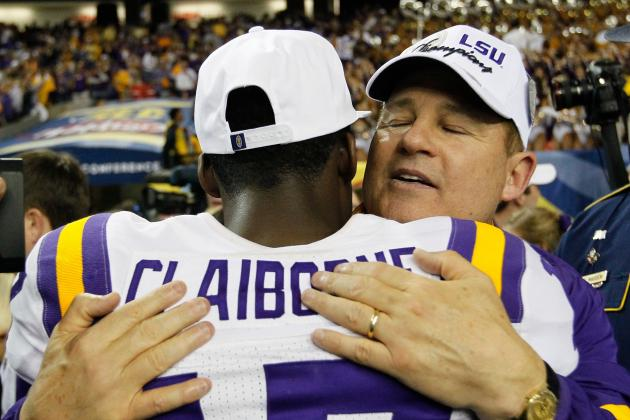 Morris Claiborne Scouting Report: Is the LSU Cornerback a Good Fit in Dallas?