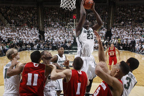 Michigan State Scores Second Straight Statement Win by Beating Wisconsin