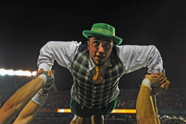 Notre Dame Football: Why the Irish Will Fall Short of a BCS Bowl Yet Again
