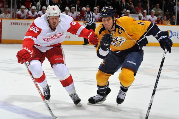Detroit Red Wings: Can They Win No. 22 Tonight?