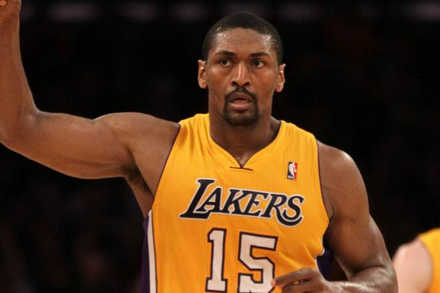 Lakers Rumors: Metta World Peace Trade Would Create Comfortable Locker Room
