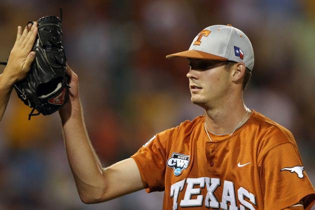 Texas Longhorns Baseball: Nathan Thornhill and Hoby Milner Lead Rotation