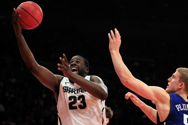 Michigan State Basketball: Can Draymond Green and Keith Appling Play in the NBA?