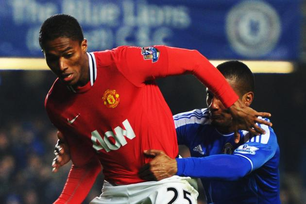 Antonio Valencia out for 4 Weeks; What It Means for Manchester United