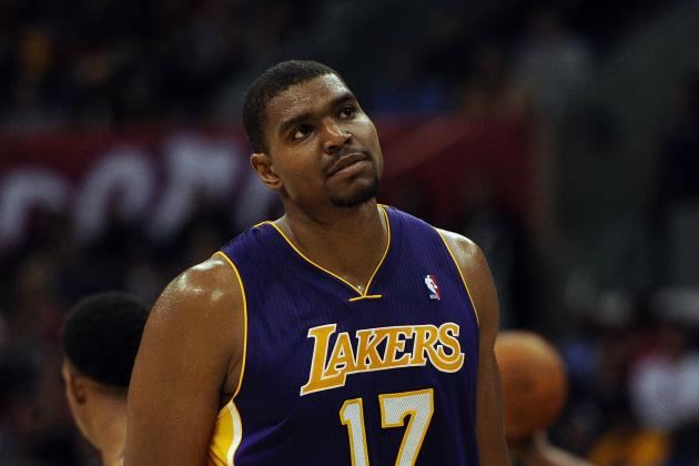 Los Angeles Lakers: If Andrew Bynum Plays Tough, No One Can Stop Them