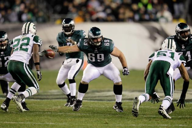 Philadelphia Eagles: Ask Your Questions to Offensive Guard Evan Mathis on Reddit