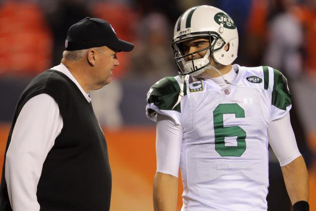 2012 NFL Draft: How to Improve the New York Jets' Quarterback Situation