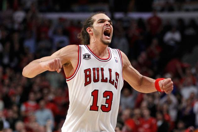 Chicago Bulls Will Not Win a Title with Joakim Noah Starting at Center