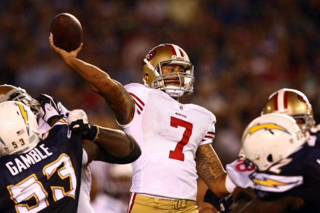 5 Backups Who Could See Serious Time for the San Francisco 49ers in 2012