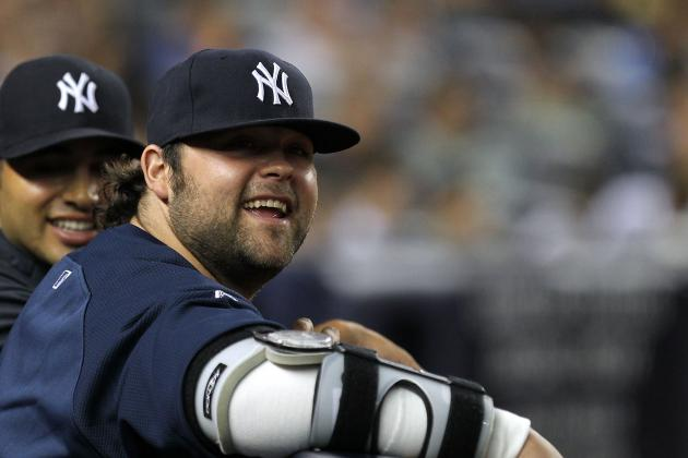 NY Yankees: Joba Chamberlain Recovering Well from Tommy John Surgery