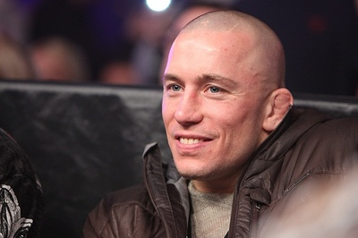 Georges St-Pierre on Course for Return to Octagon Sooner Than Expected