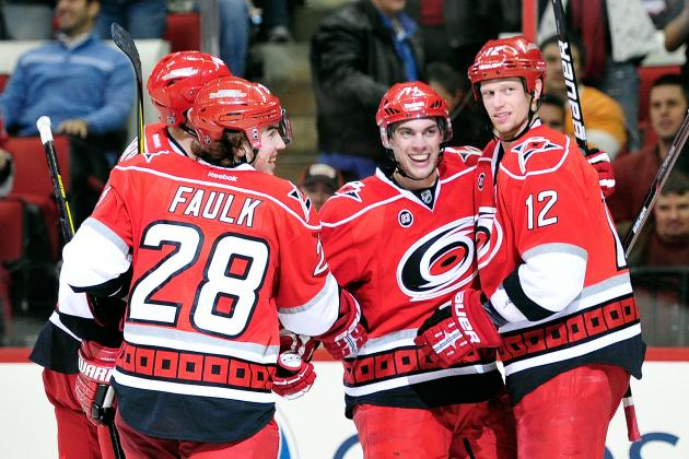 NHL Commentary: Carolina Hurricanes Playing Postseason-Worthy Hockey
