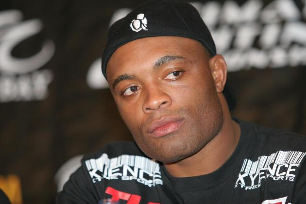 Anderson Silva Says Chael Sonnen Respects Nothing and Talks Too Much