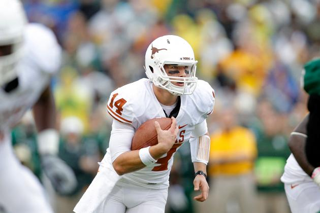 Texas Longhorns Football: Best 2013 in-State Recruit Commits to UT