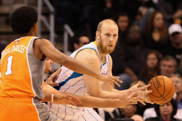 NBA Trade Rumors: Best Destinations for Hornets' Chris Kaman