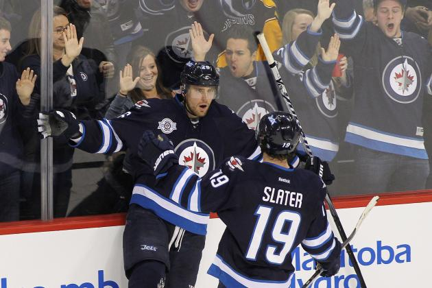 Winnipeg Jets Win Back-to-Back Games for First Time This Season