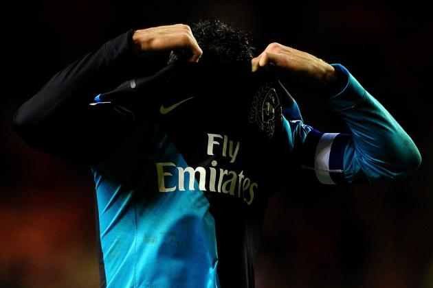 Arsenal Are Dumped out of the FA Cup by Sunderland