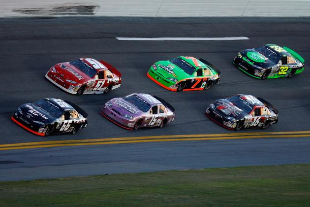 ARCA Lucas Oil Slick Mist 200: Start Time, Date, TV Schedule, Lineup and More