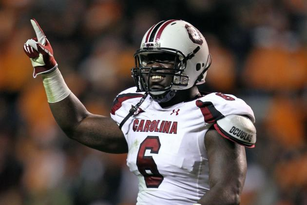 NFL Combine 2012: Melvin Ingram & Projected 1st Rounders Whose Stock Will Rise