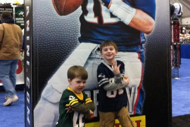 Super Bowl 2012: How a Kid Had His Heart Broken and Learned a Lesson
