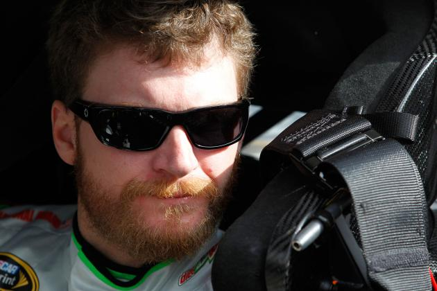 Daytona 500 Qualifying: Dale Earnhardt Jr. and Drivers Who Must Start Up Front