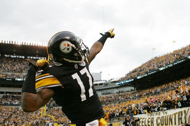 2012 NFL Free Agents: Cincinnati Bengals Targeting Steelers' WR Mike Wallace?