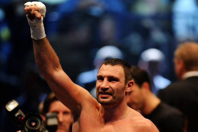 Vitali Klitschko vs. Dereck Chisora: Live Round-by-Round Results and Review