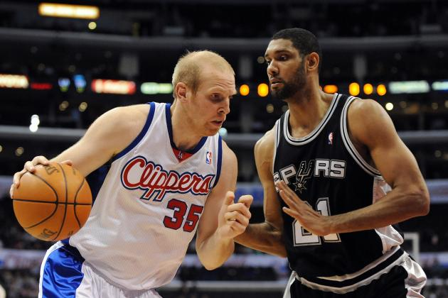 NBA Trade Rumors: Chris Kaman to the Heat Must Happen