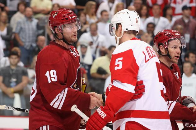 NHL Trade Rumors: Shane Doan Deserves Trade to Red Wings, Chance at Cup