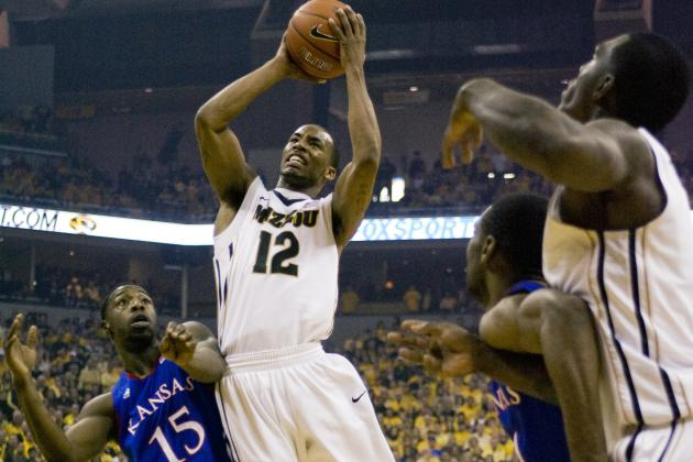 Mizzou Basketball: Preview Games Against Kansas State and Kansas